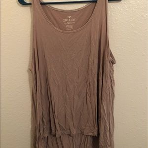 High Low American Eagle Tank